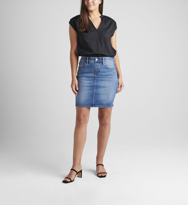Valentina Pull-On Skirt