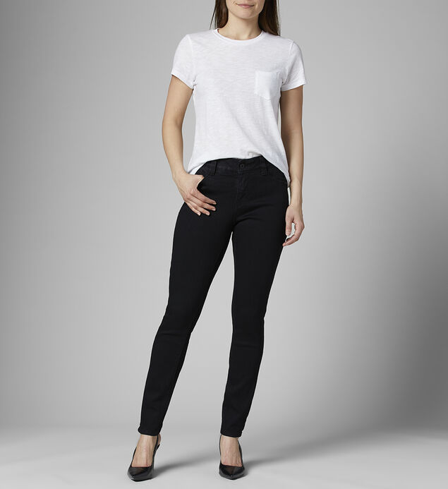 Cecilia Mid Rise Skinny Jeans