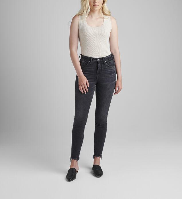 Viola High Rise Skinny Jeans