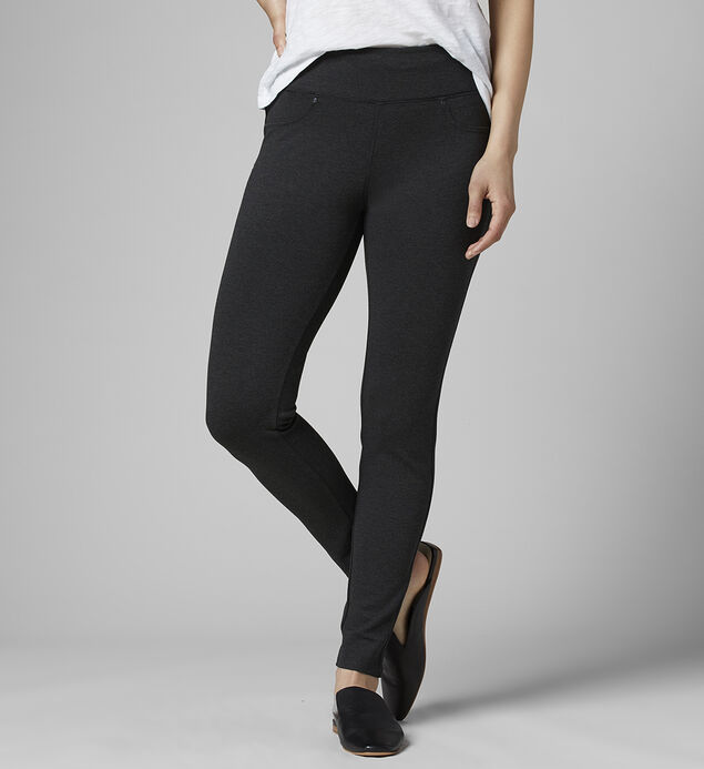 Ricki Legging, Charcoal Heather, hi-res