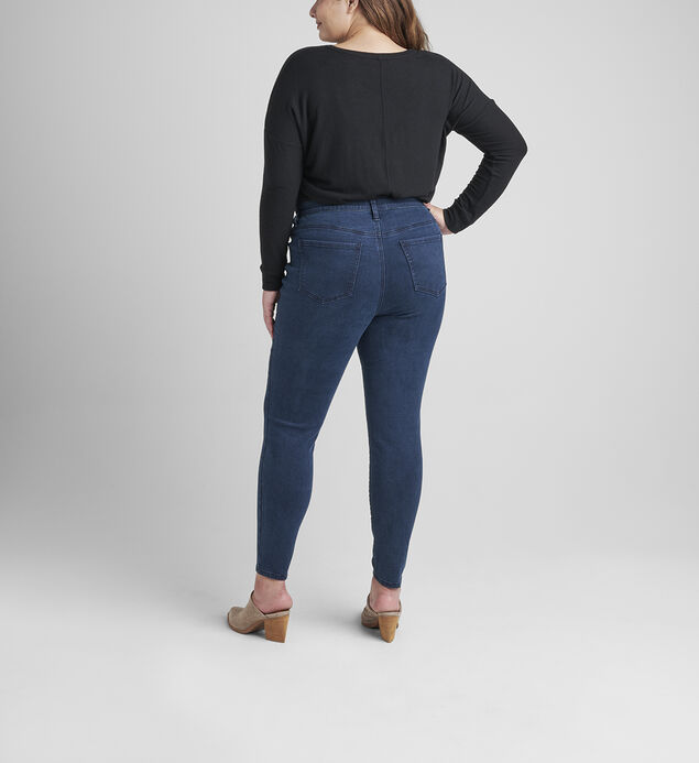 Cecilia High Rise Skinny Jeans Plus Size, , hi-res