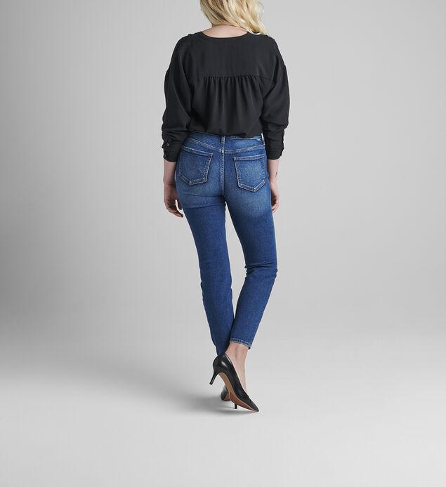 Cecilia Mid Rise Skinny Jeans Petite, , hi-res