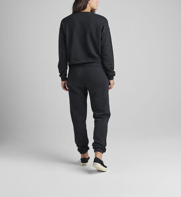 The Perfect Sweatpant, Black, hi-res