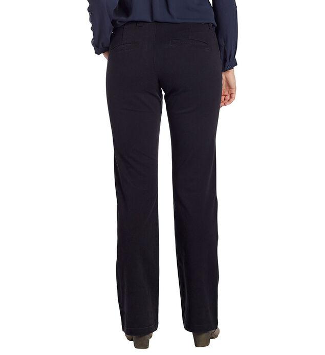 Petite Standard Trouser, Black, hi-res