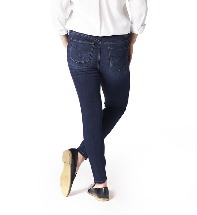Marla Legging Dark Indigo Back