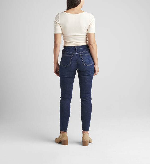 Cecilia Mid Rise Skinny Jeans, , hi-res