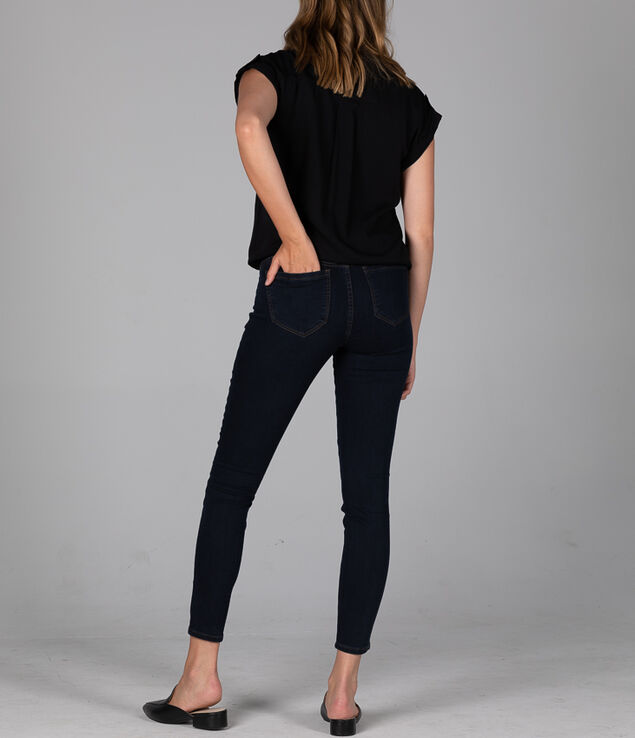 Coco Mid Rise Skinny Jeans, , hi-res