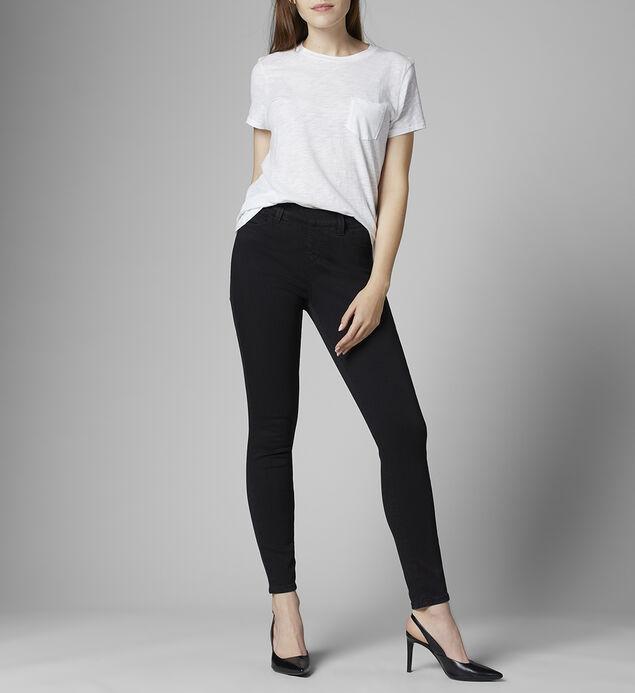 Bryn High Rise Skinny Pull-On Jeans