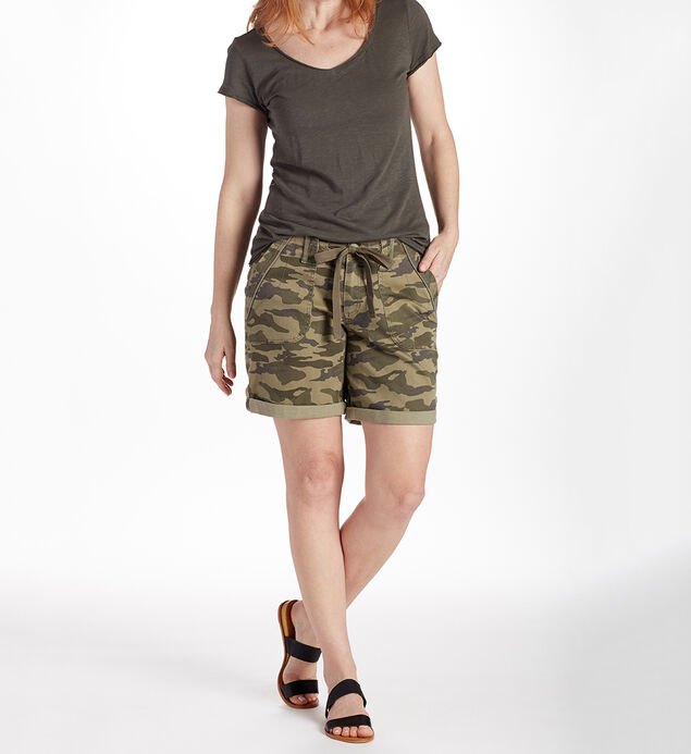 Plus Adeline Camo Short, , hi-res
