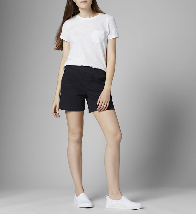 Gracie Mid Rise Pull-On Short