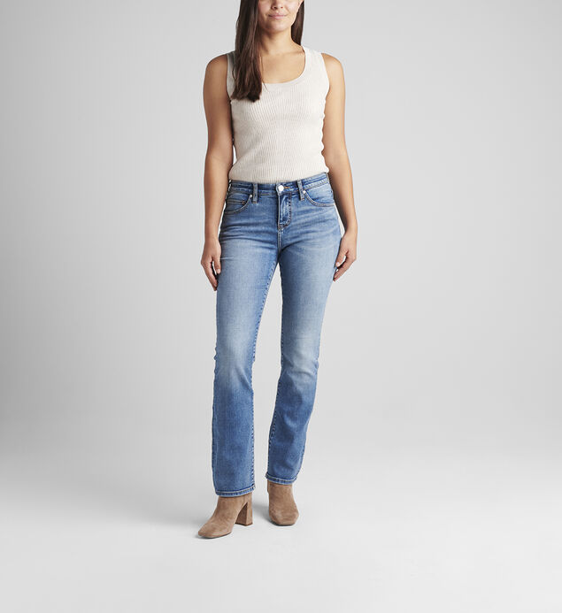 Eloise Mid Rise Bootcut Jeans