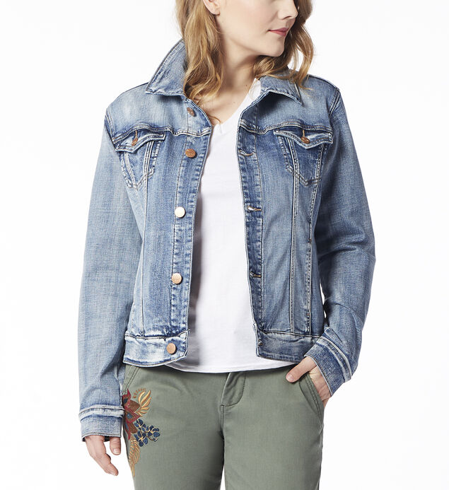 Rupert Denim Jacket, , hi-res