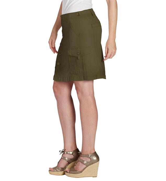 Boardwalk Skirt, Hedge, hi-res