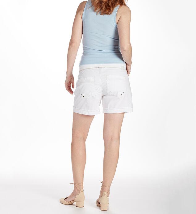 Diana Short, White, hi-res