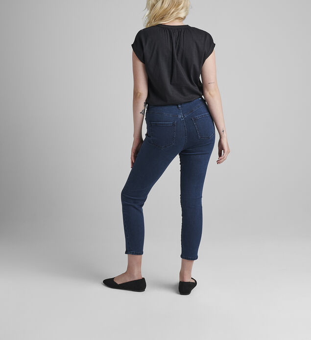 Viola High Rise Ankle Skinny Jeans, , hi-res