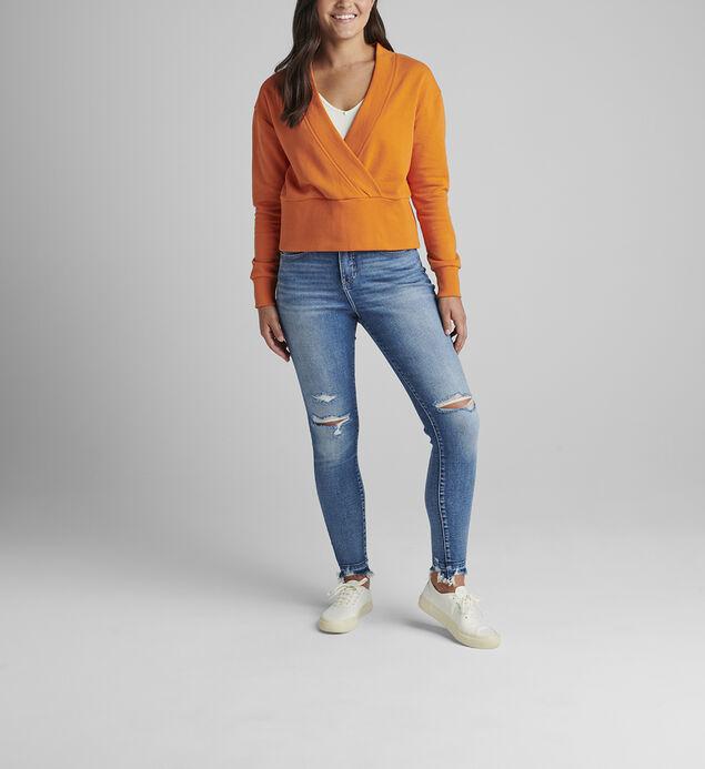 The Cross Front Sweatshirt