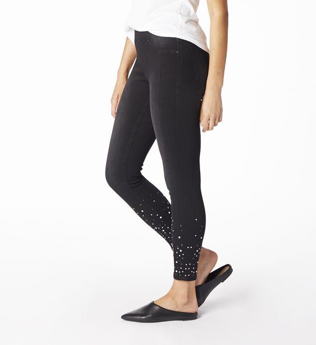 Marla Legging With Pearls, , hi-res
