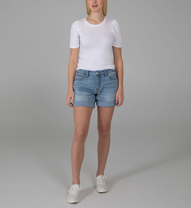Alex Mid Rise Boyfriend Shorts, , hi-res