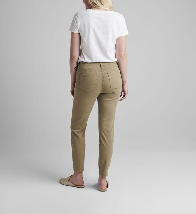Cecilia Mid Rise Skinny Jeans, Chinchilla, hi-res