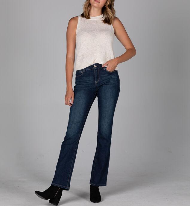 Caroline Mid Rise Bootcut Jeans, , hi-res
