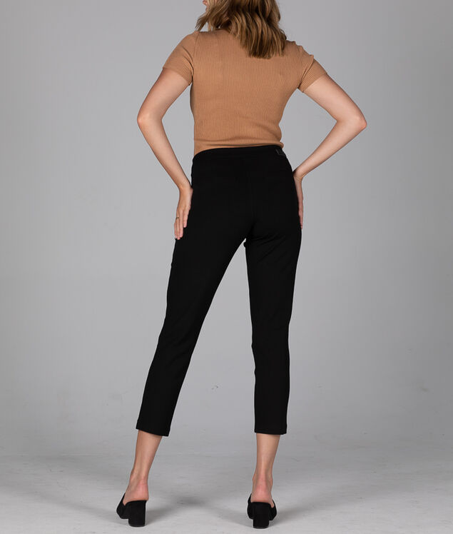 Lizzy High Rise Slim Ankle Pants, , hi-res