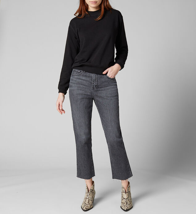 Stella High Rise Straight Leg Jeans, , hi-res
