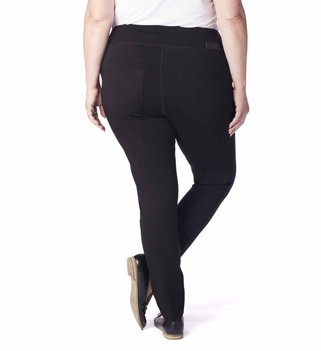 Plus Ricki Legging, Black, hi-res
