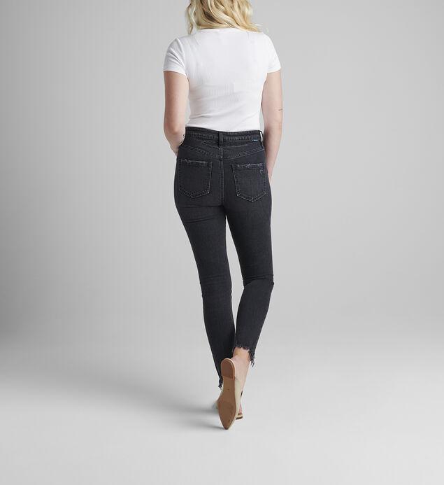 Viola High Rise Skinny Jeans Petite, , hi-res
