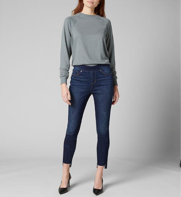 Maya High Rise Ankle Skinny Jeans, , hi-res