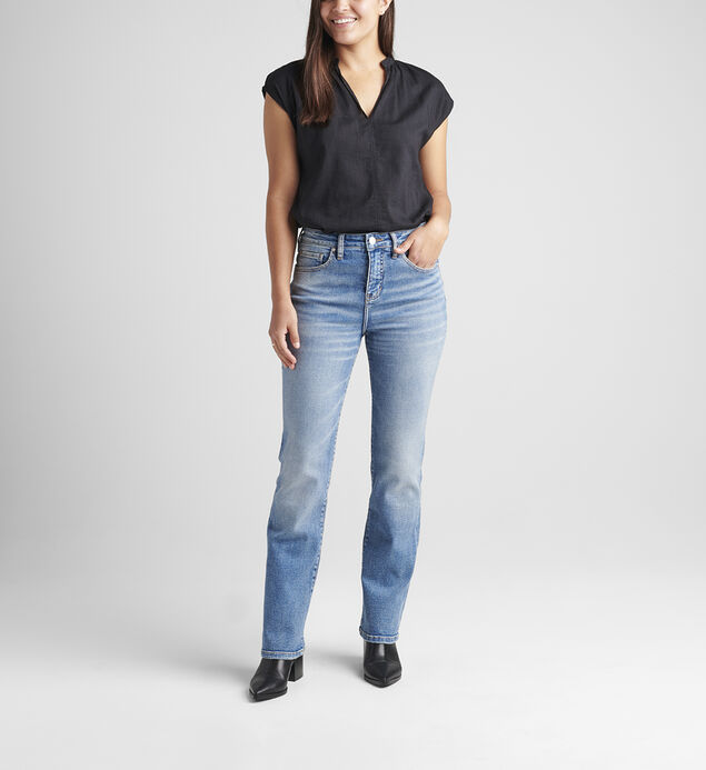 Phoebe High Rise Bootcut Jeans