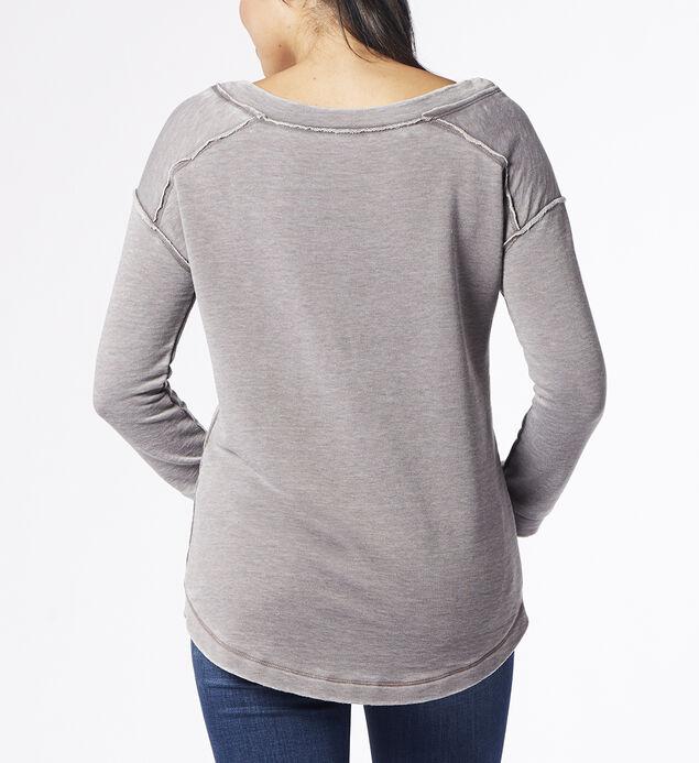 Belle Sweatshirt, Grey Streak, hi-res