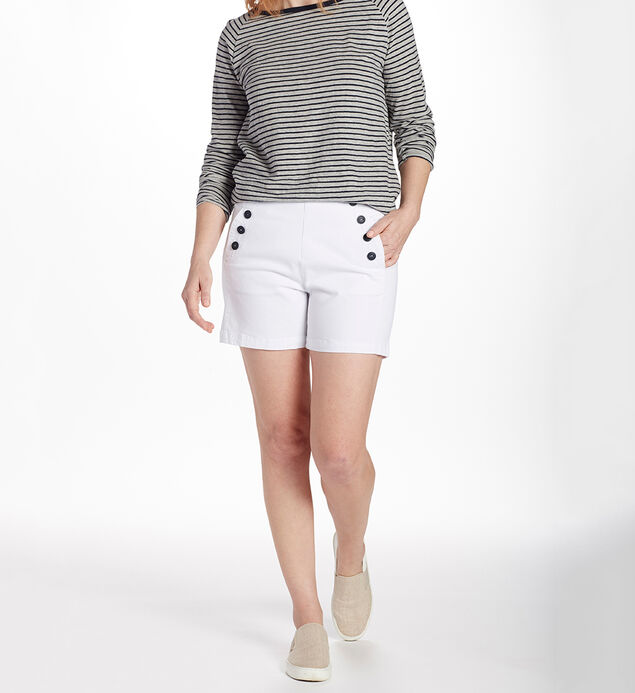 Sailor Short, White, hi-res