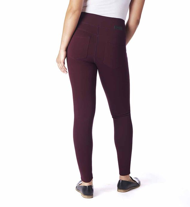 Ricki Legging, Deep Burgundy, hi-res