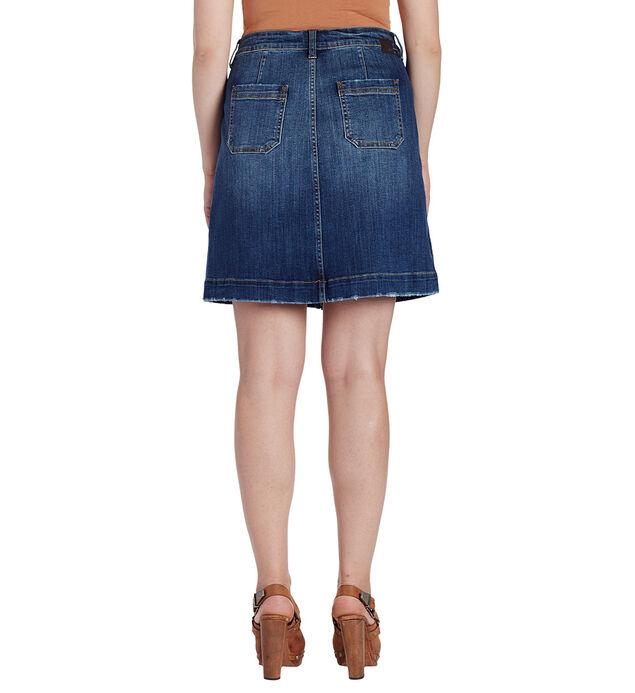 Mccamey Zip Front Skirt, , hi-res