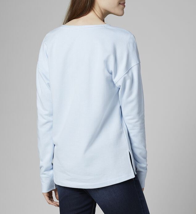 Tina Pullover, Almost Blue, hi-res