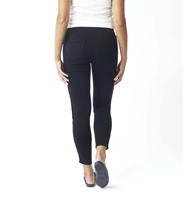 Marla Legging with Tuxedo Stripe, , hi-res