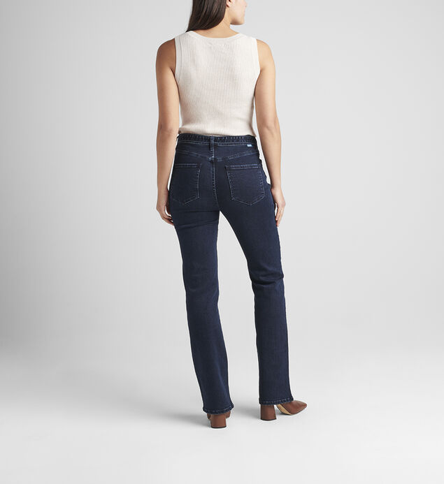 Phoebe High Rise Bootcut Jeans, , hi-res