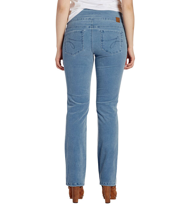 Peri Straight Leg Corduroy Blue Back