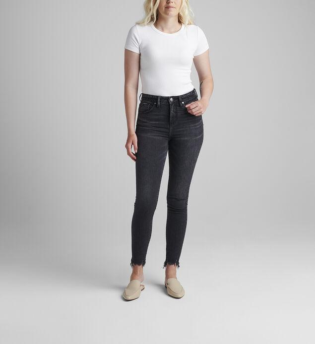 Viola High Rise Skinny Jeans Petite