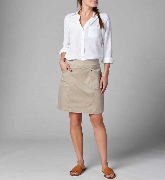 Hillary Skort, British Khaki, hi-res