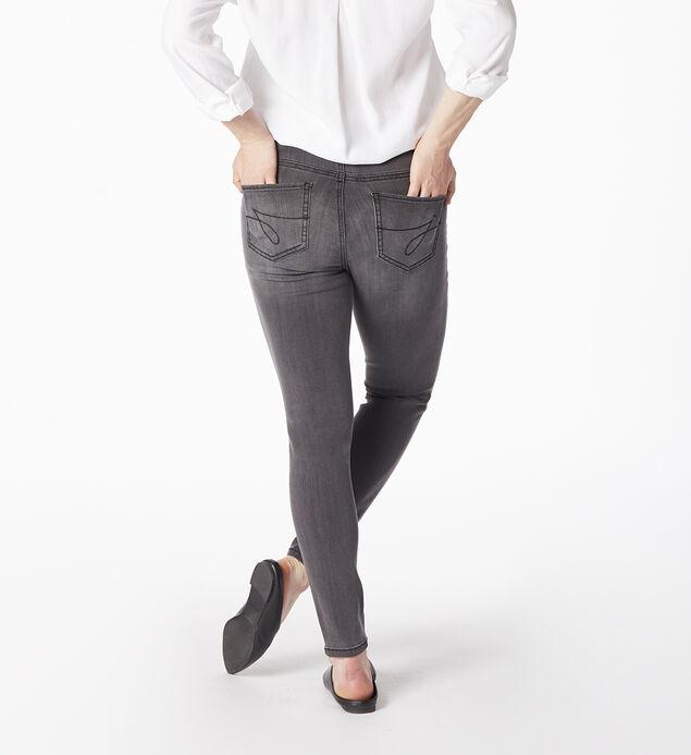 Marla Legging Grey Back