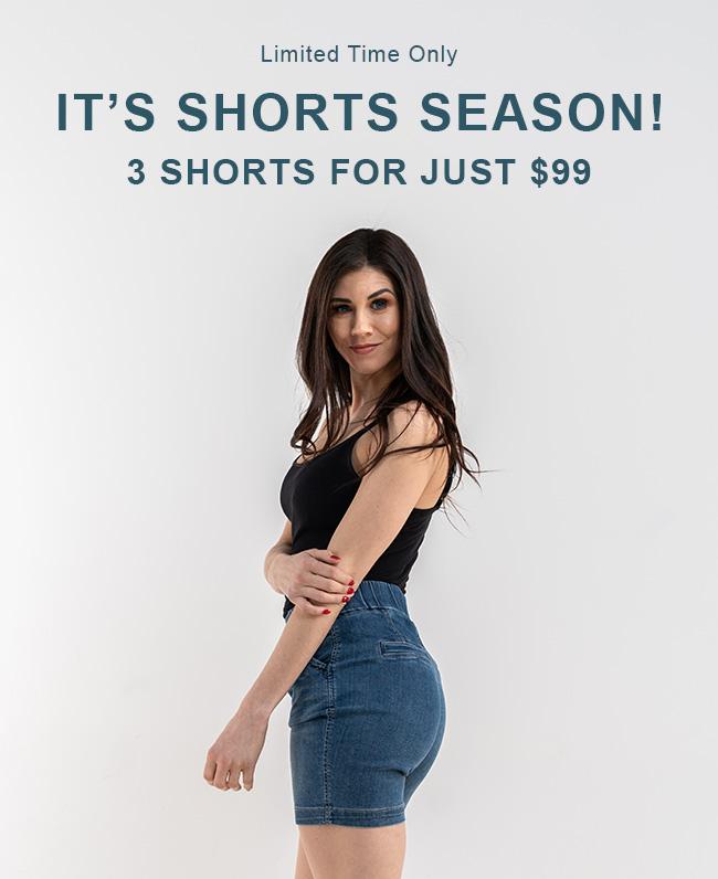 JAG - It's Shorts Season - Background Image