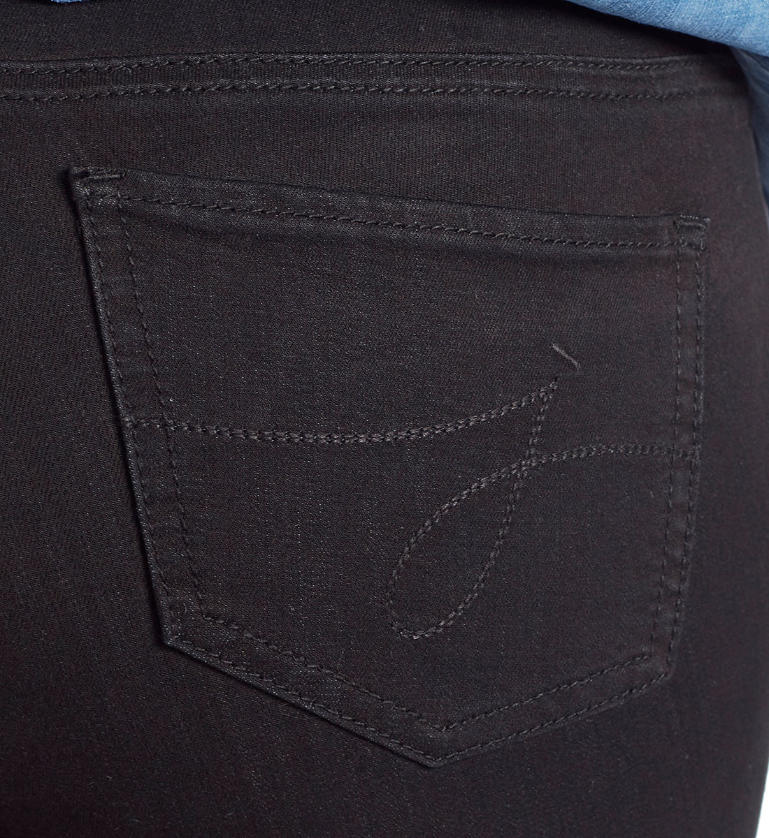 Marla Legging Black Detail