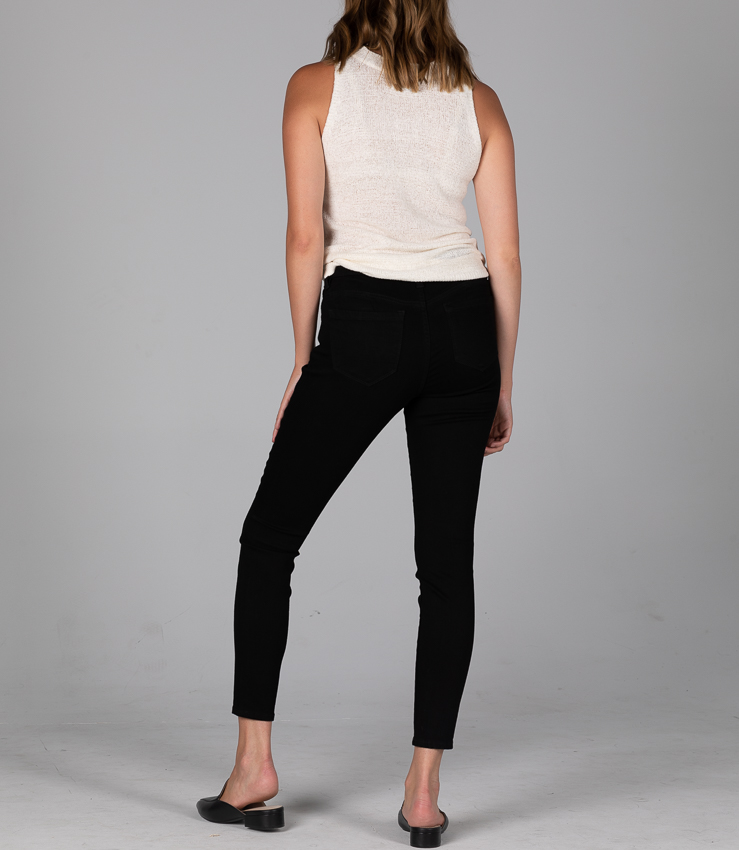 Bryn High Rise Skinny Pull-On Jeans, , hi-res