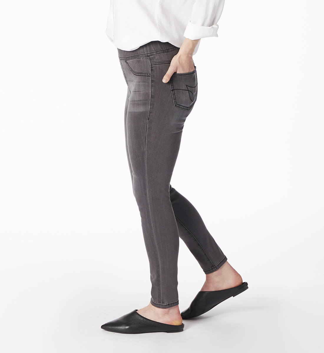 Marla Legging Grey Side