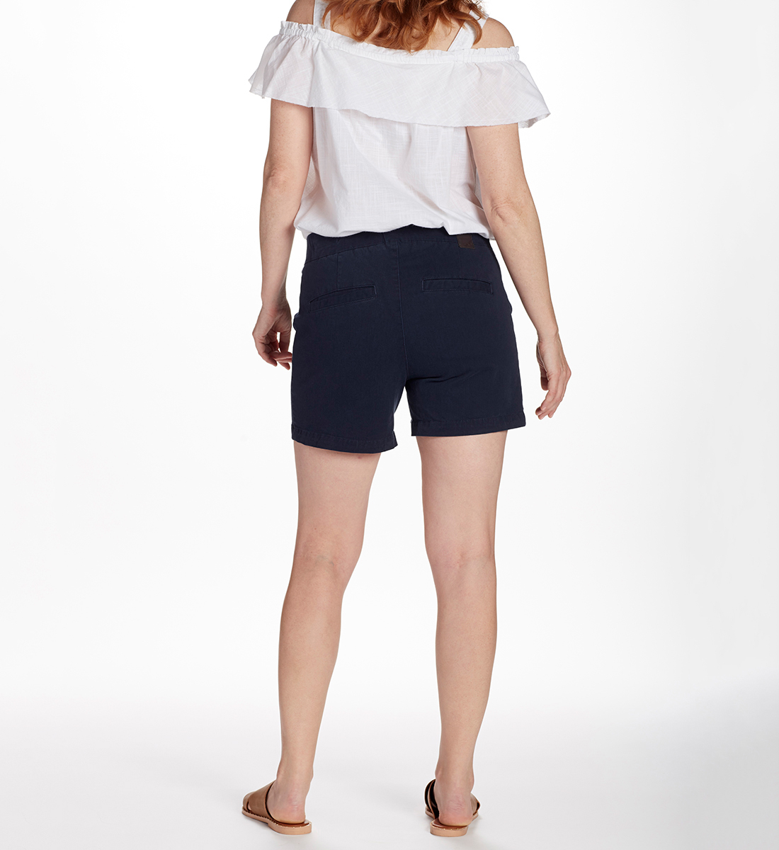 Sailor Short, Nautical Navy, hi-res