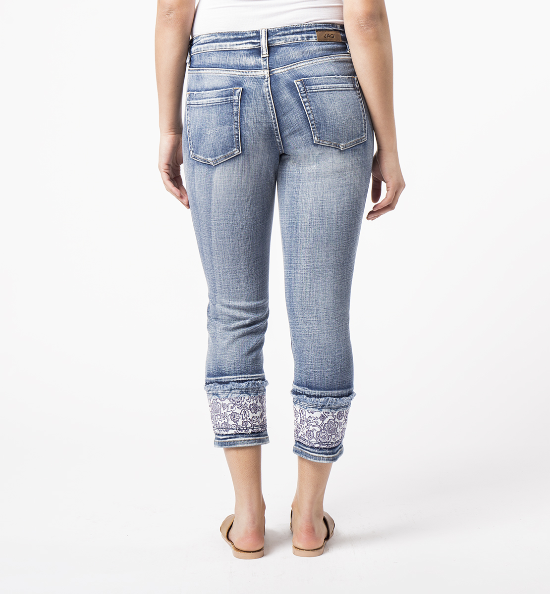 Carter Girlfriend With Layered Hem, , hi-res