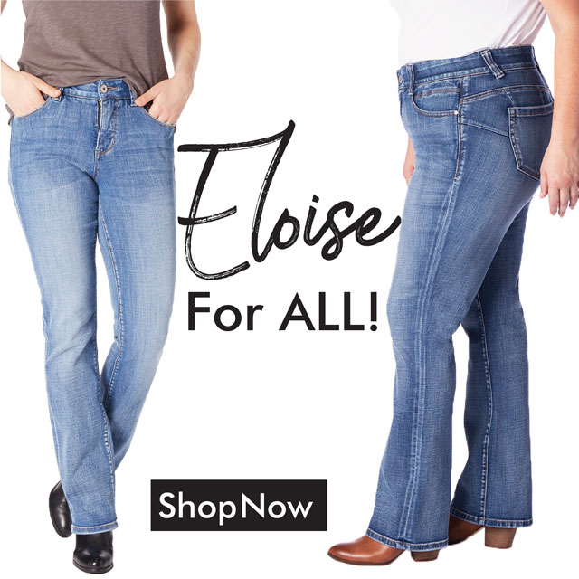 Jag Jeans | Eloise For All! | Shop Now