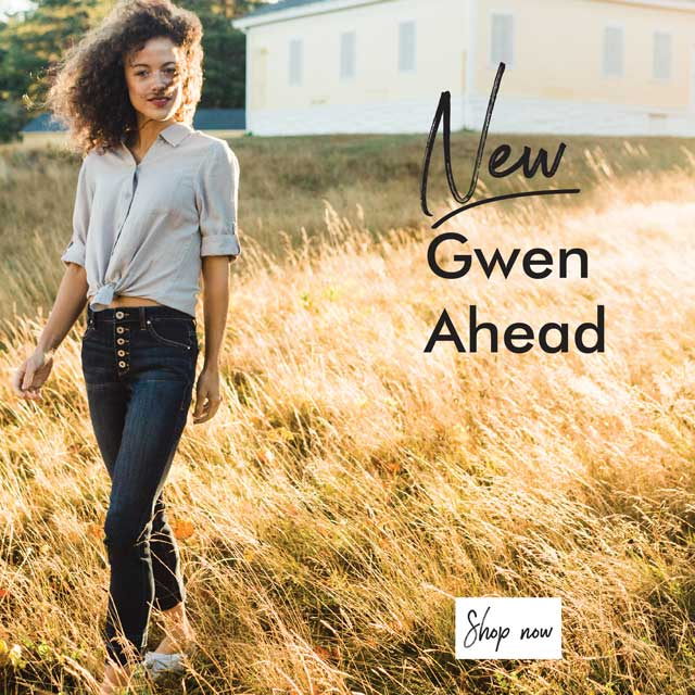 JAG Jeans | New Gwen Ahead | Shop Now