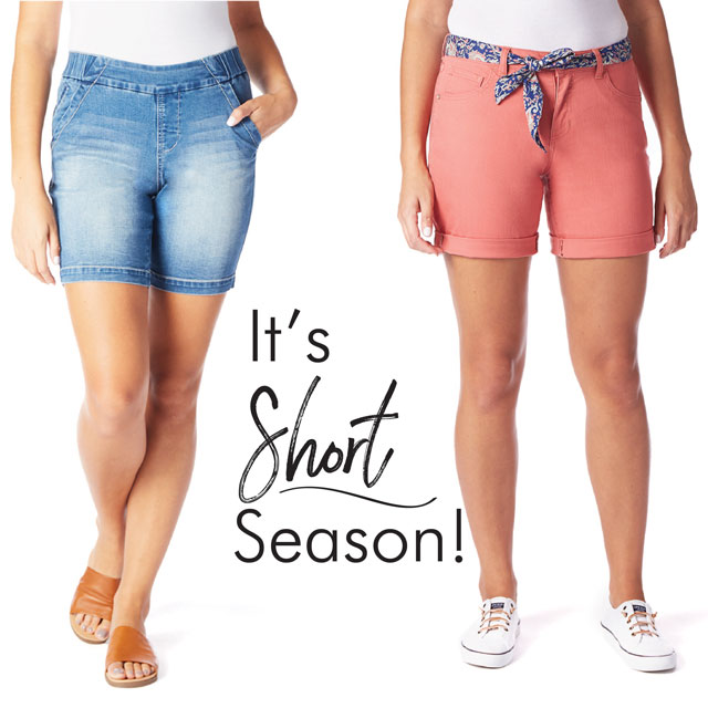 JAG Jeans - It's Short Season - Shop now